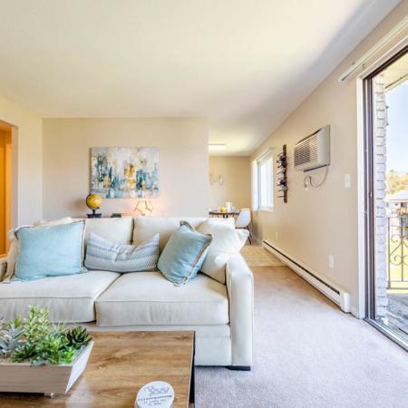 Elegant Living Room   Apartments for rent in Dracut, MA  