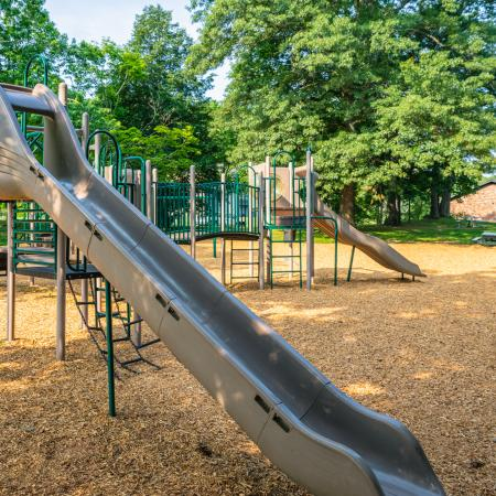 Resident Children's Playground | Apartments For Rent In Haverhill Ma | Princeton Bradford Apartments