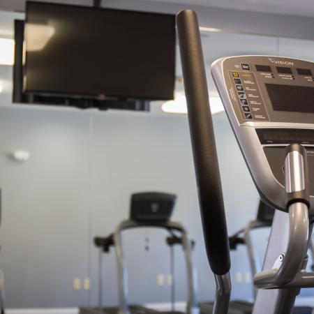 State-of-the-Art Fitness Center | Princeton Westford