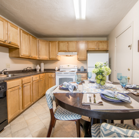 Renovated Kitchens at Princeton Crossing | Apartment for Rent in Salem, MA
