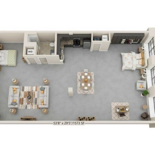 Studio Loft XL