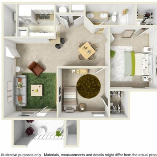 Kelly Greens Apartments