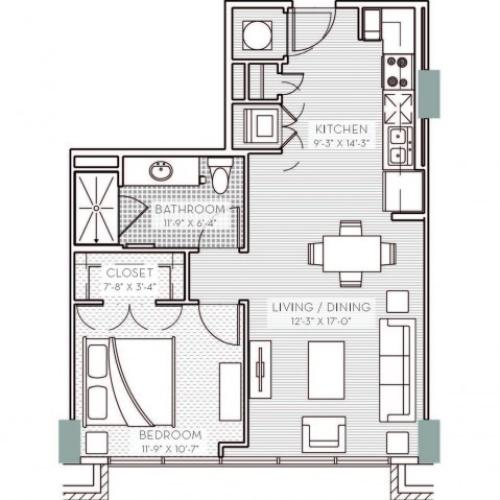 One Light Luxury Apartments