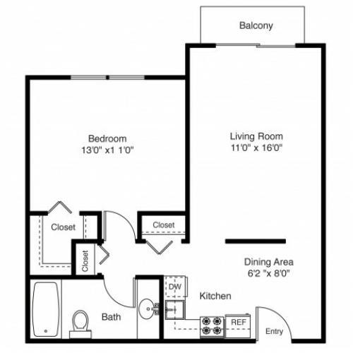 Chestnut Place Apartment Homes