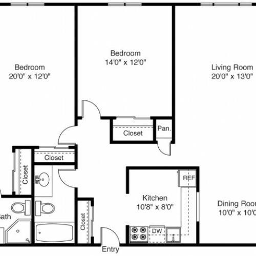 East Shore Apartment Homes