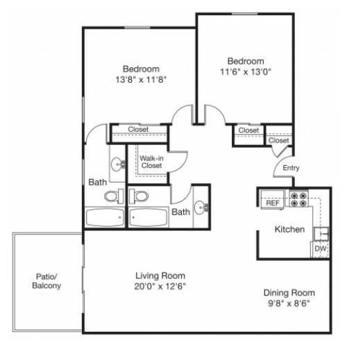 Woodruff Court Apartment Homes