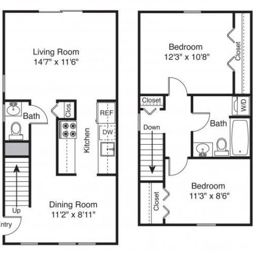 Yarmouth Landing Apartment Homes