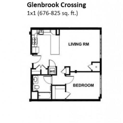 Glenbrook Crossing Apartment Homes