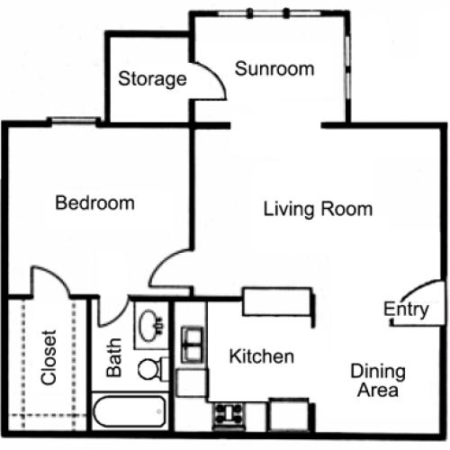 Bridgeport Apartments