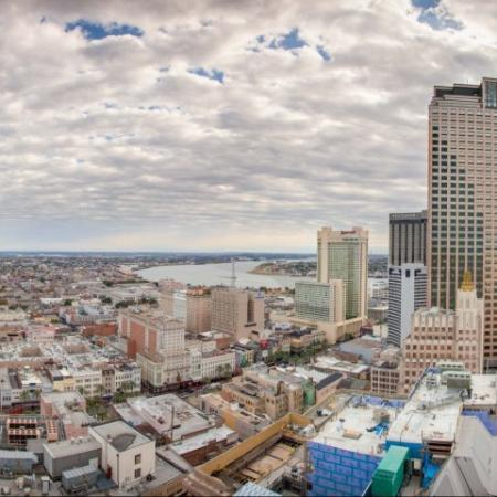 Apartments in New Orleans Louisiana   The Strand