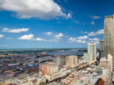 New Orleans Apartment Community | The Strand