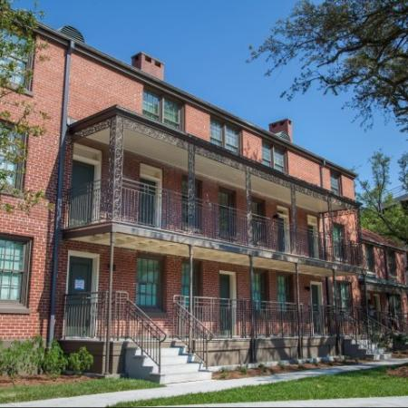 Historical Apartments New Orleans | Beinville Basin