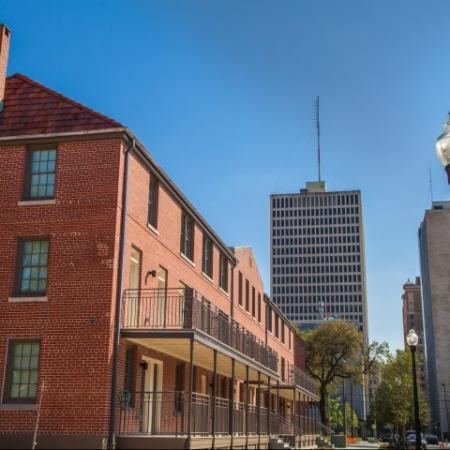 New Orleans Apartments for Rent | Beinville Basin