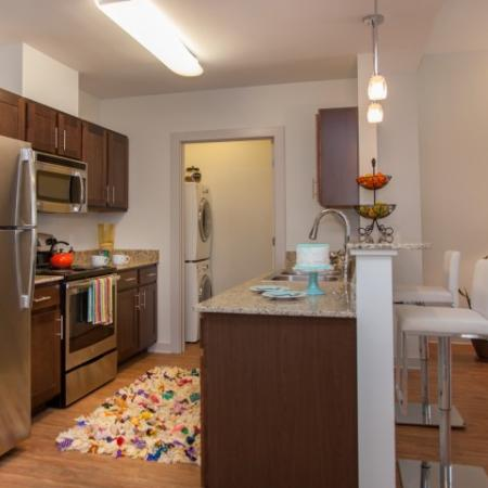 Spacious Kitchen in New Orleans | Bienville Basin