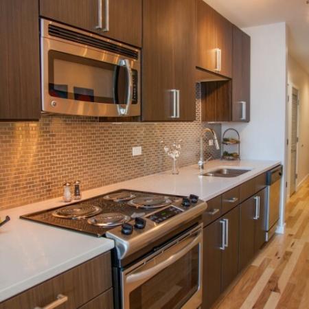 Kitchen at The Strand3