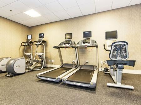 Fitness Center in Apartment