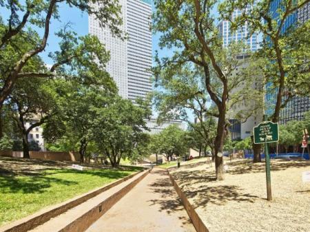 Dallas Apartment Community   LTV Tower Apartments