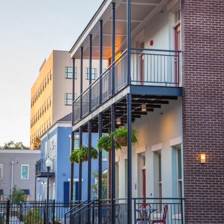 Apartments in New Orleans | Beinville Basin