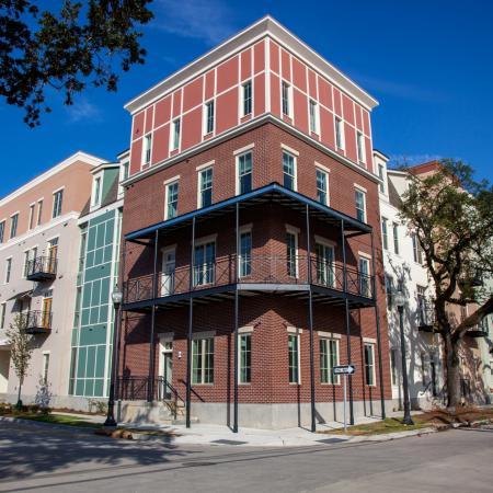 Apartments in New Orleans La | Bienville Basin