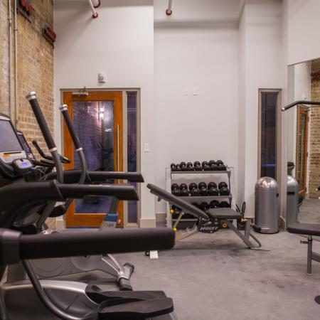 Fitness Room - DH Holmes
