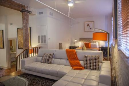 Living Room - DH Holmes