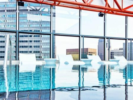 Rooftop Pool Dallas TX