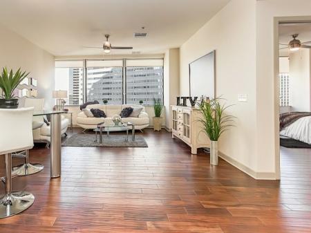 LTV Tower Apartment Model