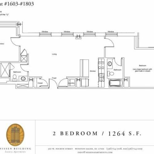 Nissen Building Apartments