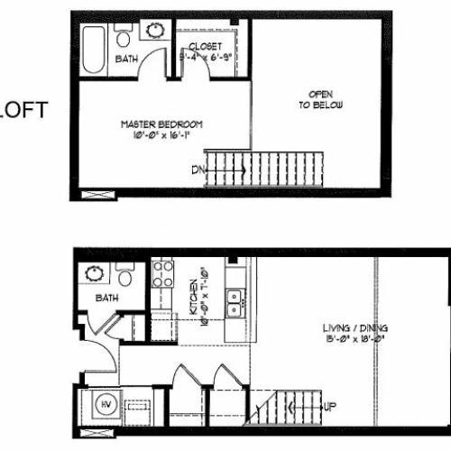 Miller & Rhoads Apartments