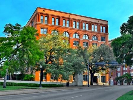 Dallas Attractions Near LTV Tower