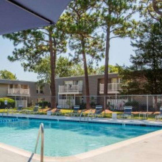 Swimming Pool | Apartments in Wilmington NC | The Pines of Wilmington