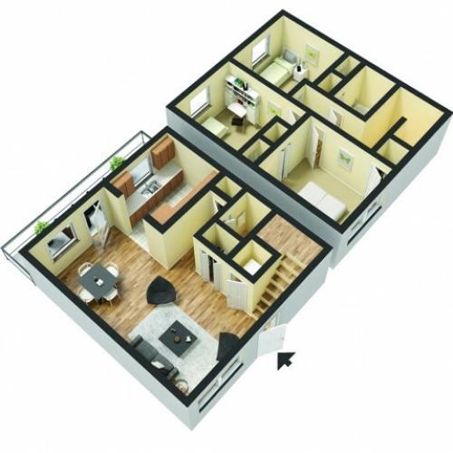 Floor Plans | Magnolia Townhomes