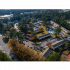 Community Grounds Aerial View   Apartment Homes For Rent in Jacksonville, NC   Brynn Marr Village