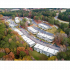 Aerial View of The Peachtree Place Community in Columbia SC