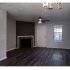 Living Room & Fireplace | Plantation Flats | Apartment in North Charleston SC