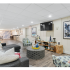 Clubhouse Lounge Area   Apartments For Rent in Mount Prospect Illinois   The Element