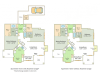 Stoneleigh Floor Plan | 2 Bedroom with 2 Bath | 1251 Square Feet | Cason Estates  | Apartment Homes
