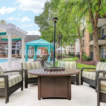 1070 Main Poolside Fire Pit