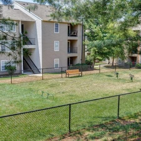 1070 Main Fenced in Dog Park