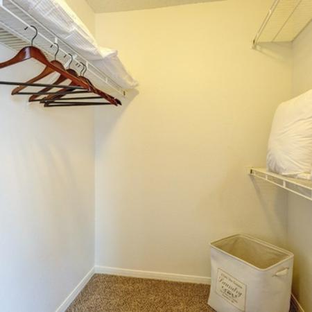 1070 Main Apartment Closet