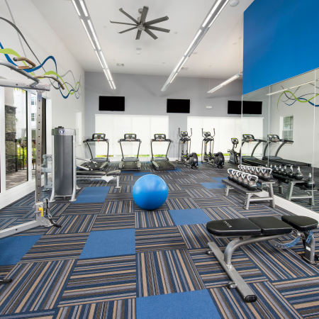 Cottonwood West Palm Fitness Center