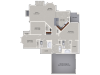 C1G Floor Plan | 3 Bedroom with 2 Bath | 1513 Square Feet | Cottonwood Ridgeview | Apartment Homes