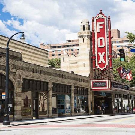 Fox Theater in Atlanta