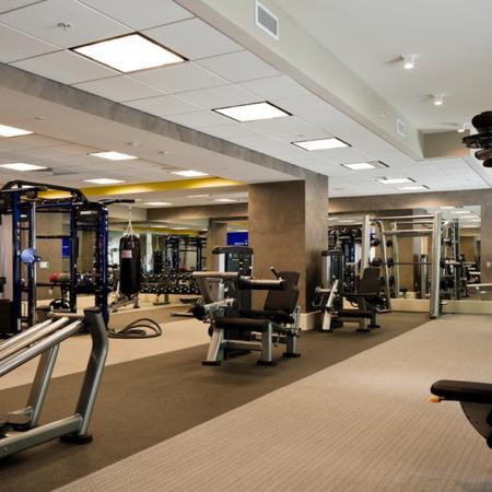 Club Style Fitness Studio | Modera Douglas Station
