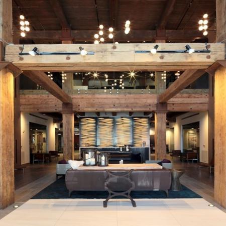 Resident Clubhouse | Powerhouse Arts Lofts | Modera Lofts