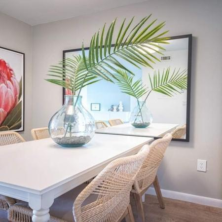 Spacious Dining Area | Alister Boca Raton