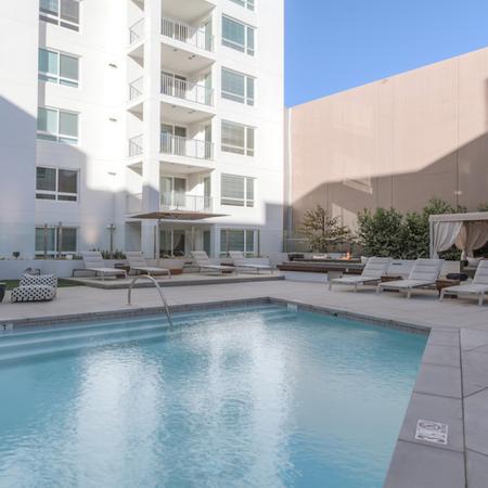 Resort Style Pool | Modera Glendale