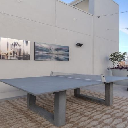 Outdoor Ping Pong Table | Modera Glendale