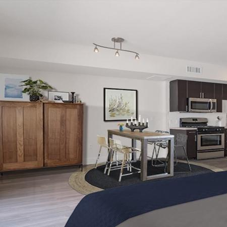 Master Bedroom with Walk-In Closet | Modera Glendale