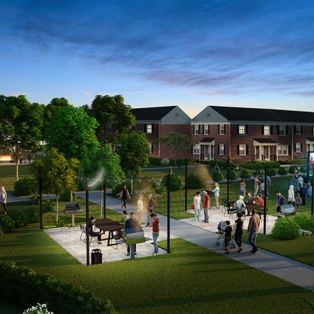 Alister Morristown | New Courtyard Coming | New Jersey